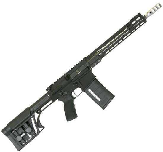 "ArmaLite AR10 3-Gun 7.62mm x 51mm/308 Winchester 13.5"" Barrel External Length 16"" With Tunable Brake Semi-Automatic AR103GN13"