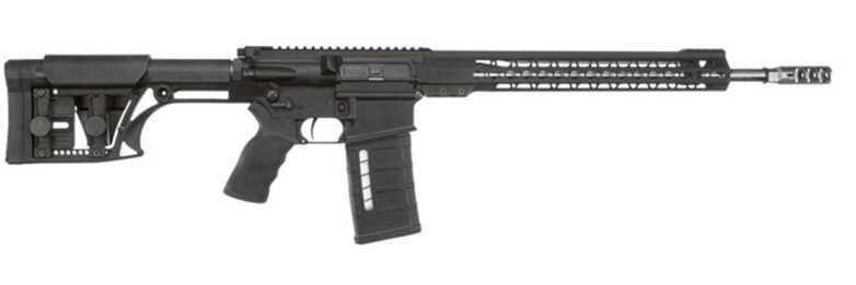 "ArmaLite, Inc Armalite AR-10 13.5"" 3-Gun, Semi-Automatic, 7.62x51mm/.308 Win 18"" Barrel 25 Rounds Aluminum Black AR103GN18"