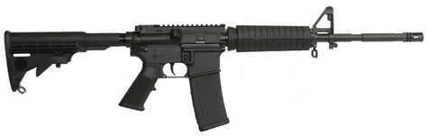 """ArmaLite Defensive Sporting Rifle 15F 223 Remington /5.56 NATO 16"""" Barrel Flash Suppressor 30 Round Black Semi Automatic Rifle DEF15F"""
