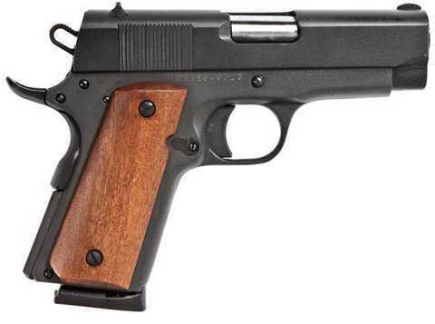 "Rock Island Armory 1911 45 ACP 3.5"" Barrel 7 Round Parkerized Semi Automatic Pistol 51416"