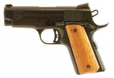 "Rock Island Armory M1911-A1 Tactical 45 ACP 3.5"" Barrel 7 Round Black Semi Automatic Pistol 51429"