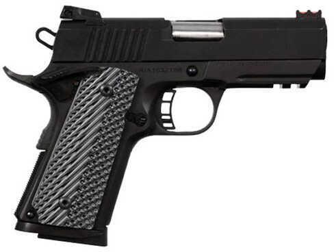 "Armscor Precision Inc Armscor Rock Island Armory Model 1911-A1 CS Tactical 2011 45 ACP 3.5"" Barrel 7 Round Parkerized Semi Automatic Pistol 51470"
