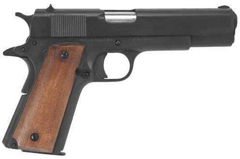 "Rock Island Armory 1911 9mm Luger 5"" Barrel 9 Round Parkerized Semi Automatic Pistol 51615"