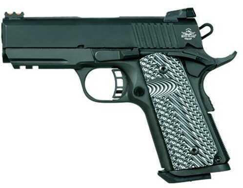 "Rock Island Armory M1911  A1  CS  Pistol  9mm  Luger  3.5""  Barrel 8 Rounds Parkerized 51700FC"