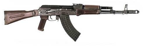 "Arsenal, Inc Arsenal SLR-107FR 7.62x39 16.25"" Barrel 10 Round Brown Folding Stock Matte Black Semi Automatic Rifle SLR10732"