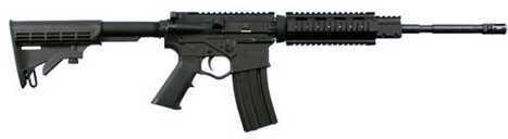 """American Tactical Imports Omni Hybrid 223 Remington /5.56 NATO 16"""" Barrel 30 Round Black 6-Position Stock Semi Automatic Rifle GOMNIHQA5.56"""