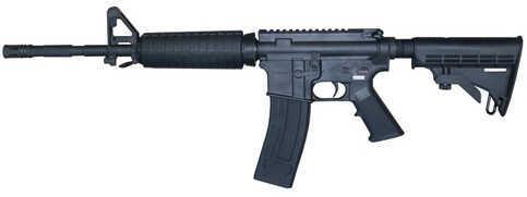 "American Tactical Imports Omni 22 Long Rifle 16"" Barrel 28 Round M4 Tactical Telescoping Stock Quad Rail Semi Automatic Rifle GOMNI22OPS"