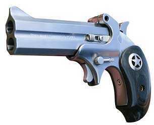 "Bond Arms 45Colt/410 Gauge Dual Caliber Ranger 2 Rounds 4.25"" Barrel with Case and Holster BAR45410"
