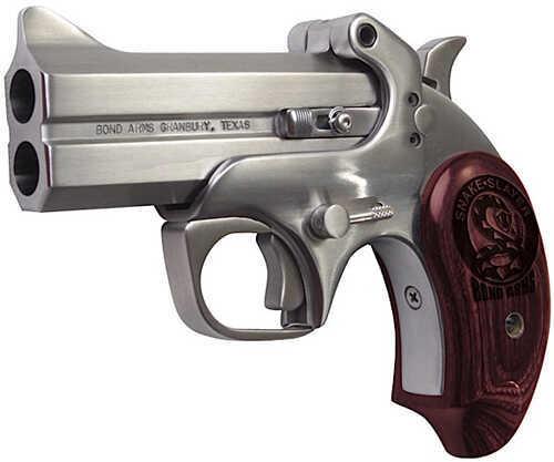 """Bond Arms Snake Slayer 45 Colt /410 Gauge 3.5"""" Barrel 2 Round Derringer Pistol BASS45410"""