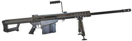 """Barrett Model 82A1 416 Barrett 29"""" Barrel Leupold Scope Semi Automatic Rifle 12437"""