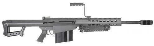 "Barrett Firearms Model 82A1 50 BMG 20"" Barrel 10 Round Leupold Mark 4 Scope Semi Automatic Rifle 13124"