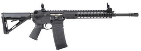 """Rifle Barrett Firearms REC7 Gen 2 DMR Rifle 6.8mm SPC 18"""" Barrel 20 Rounds Black"""