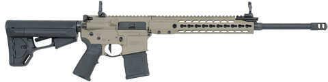 "Rifle Barrett Firearms 14953 REC7GEN2 5.56 DNR 18"" Barrel Flat Dark Earth"