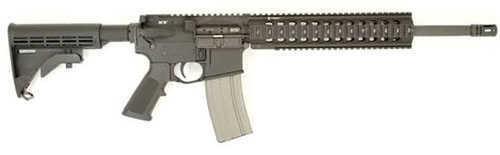 """Bravo Company USA Recce-16 5.56mm NATO 16"""" Barrel 30 Round 6 Position Stock Rail Black Finish Semi Automatic Rifle 750-140"""
