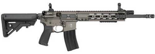 "Bravo Company USA Bravo Company HSP The Jack  223 Remington /5.56 Nato  16"" Barrel  30 Round   Disruptive Grey Cerakote   Semi Automatic Rifle 790-JACK-01"