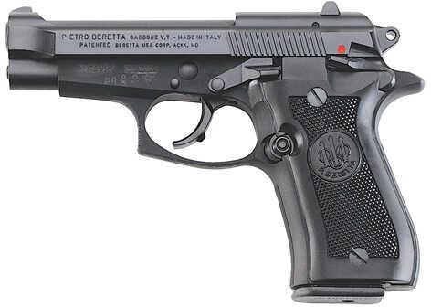 """Beretta 84FS Cheetah 380 ACP 3.8"""" Barrel  13 Round  Black  Semi Automatic Pistol J84F200M"""