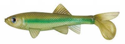 "Berkley Havoc Sick Fish, 3"" Light Hitch 1289545"