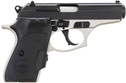 "Bersa Thunder 380 ACP 3.5"" Barrel 7 Round Crimson Trace Grip Black Semi Automatic Pistol THUN380DTCT"