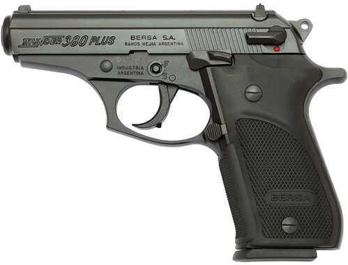 "Bersa Thunder Plus 380 ACP 3.5"" Barrel 15 Round Black Semi Automatic Pistol THUN380PM15"