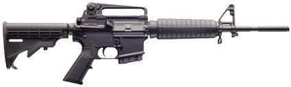 "Bushmaster Firearms Semi-Automatic Rifle Bushmaster AR-15 XT15 Patrolman  A3 223 Remington / 5.56 NATO  Top Loader   16"" Barrel  10 Round 90880"