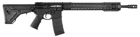 "Black Rain Ordnance AR-15 223 Remington /5.56 NATO 16"" Barrel 30 Round Black Semi Automatic Rifle PG1118BLK"