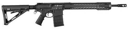 "Black Rain Ordnance AR-15 308 Winchester 20"" Barrel 20 Round Magpul MOD Semi Automatic Rifle PG1220BLK"