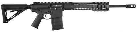 "Black Rain Ordnance AR-15 308 Winchester 18"" Barrel 20 Round Black Semi Automatic Rifle PG1518BLK"