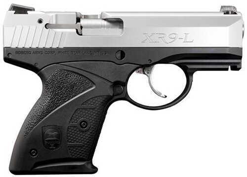"Boberg Arms Corporation Boberg SBKG1 9mm Luger 4.2"" Barrel 7 Round Black Zytel Grip Stainless Steel Pistol 1XR9L55BKFSV"