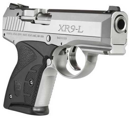"Boberg Arms Corporation Boberg XR9-L Platinum 9mm Luger 4.2"" Barrel 7 Round Semi Automatic Pistol 1XR9LPLT1"