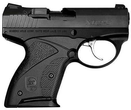 "Boberg Arms Corporation Boberg XR9-S Onyx 9mm Luger 3.35"" Barrel 7 Round Semi Automatic Pistol 1XR9SONX1"