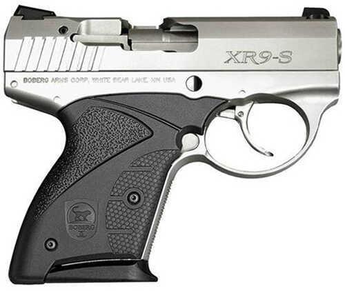 "Boberg Arms Corporation Boberg XR9-S Platinum 9mm Luger 3.35"" Barrel 7 Round Semi Automatic Pistol 1XR9SPLT1"