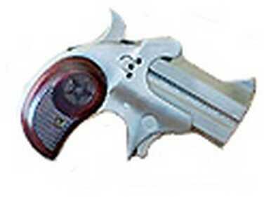 "Bond Arms Mini Pistol 45 Colt 2.5"" Barrel 2 Round Stainless Steel Derringer"