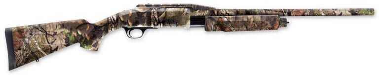 "Browning BPS Deer 12 Gauge Shotgun  3"" Chamber   22"" Rifle  Barrel    Mossy Oak Break-Up Country 012281324"