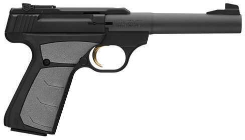 "Browning Buck Mark Camper UFX 22 Long Rifle 5.5"" Barrel 10 Round Black Semi Automatic Pistol 051498490"