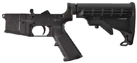 Bushmaster Firearms AR-15 Lower Receiver Multi Caliber With Telestock 92952