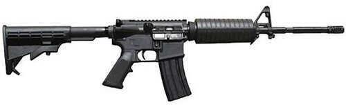 "Core15 / Core Rifle Systems Core15 C15 M4 Scout Semi Automatic Rifle 223 Remington 16"" Barrel Black Adjustable Stock 30 Round 100425"