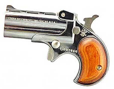 "Cobra Firearms Pistol Cobra D22  22 Magnum  2.4"" Barrel  2 Round Derringer  C22MCR"