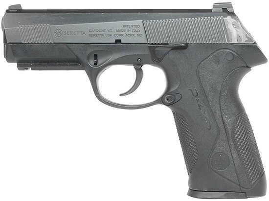 "Pistol Beretta Berreta Px4 Storm 9mm Luger 4"" Barrel DA 17 Rounds HG2578EG,USED Good Condition"