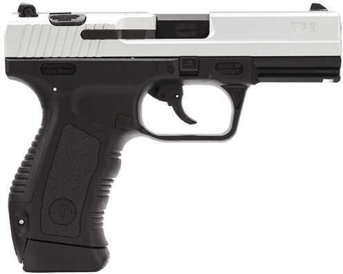 "Century Arms TP-9 9mm Luger 4"" Barrel 18 Round Chrome Semi Automatic Pistol HG2846C-N"