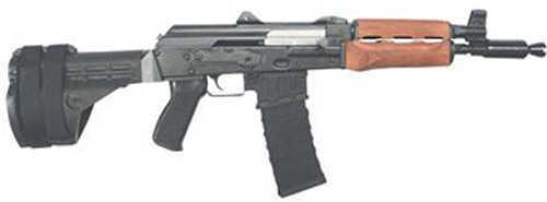 "Century Arms M85 PAP 223 Remington/ 5.56 NATO  10"" Barrel  30 Round  Stabilizing Brace  Semi Automatic Pistol HG3237BN"