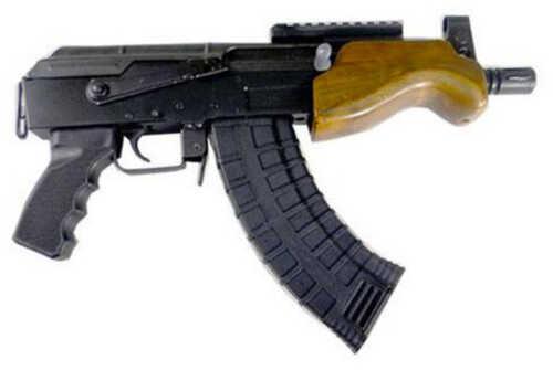 "Century Arms C39 Micro 7.62x39 6.25"" Barrel 30 Round 2 Magazines Semi Automatic Pistol HG3281-N"