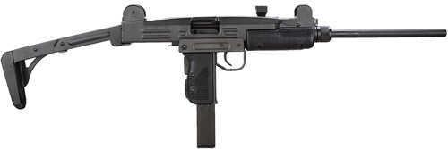 "Century Arms UC-9 Carbine 9mm Luger 16"" Barrel 32 Round Folding Stock Black Semi Automatic Pistol RI1658-X"