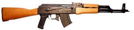"Rifle Century Arms GP/WASR10, Semi-auto 762X39, 17"" Barrel, Blue Finish, Wood Stock, 10 Rounds RI1805CA-N"