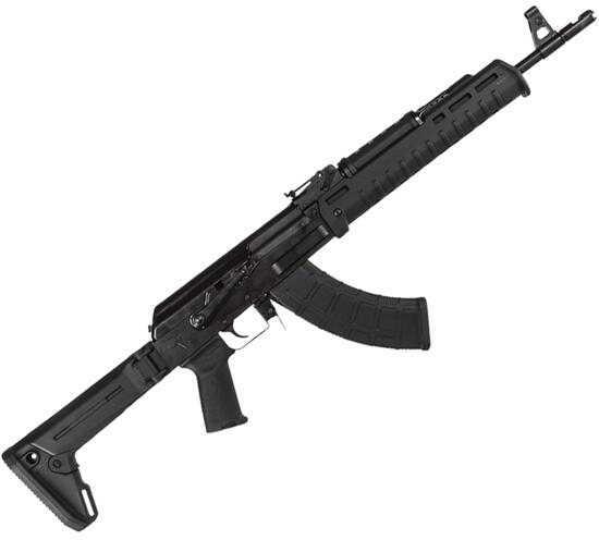 "Rifle Century Arms Century C39v2 AK-47 Semi Auto Rifle 7.62x39 16.5"" Barrel 30 Rounds MOE Black RI2361N"
