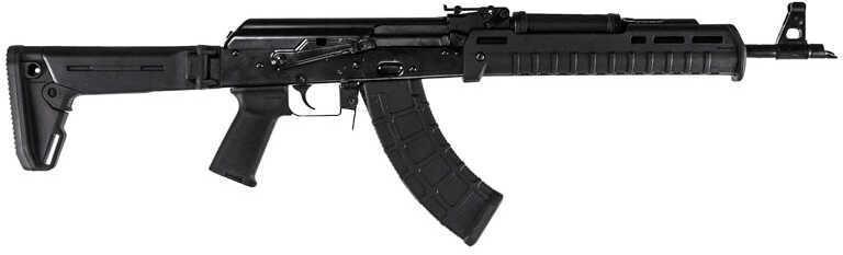 """Rifle Century Arms Ras47 Black Zhukov Stock & Zhukov Handguard Ak47 Rifle 7.62x39 16.5"""" Barrel (2) 30rd RI2363N"""