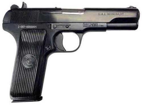 "Century Arms Zaztava M70A 9mm Luger 4.5"" Barrel 9 Round Black Semi Automatic Pistol HG3182N"