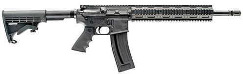 "Chiappa Firearms M4-22 Gen-II Pro 22 Long Rifle 18.5"" Barrel 28 Round Black Semi Automatic Rifle 500088"
