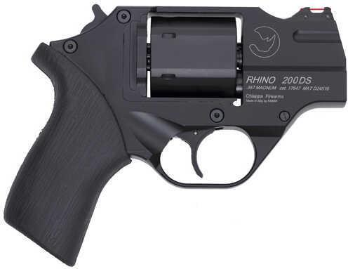 "Chiappa Rhino 40S&W 2"" Barrel Black Revolver RHINO40200DS"
