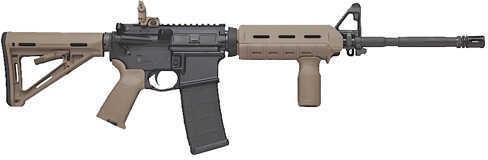 "Colt AR15 M4 Semi Auto Rifle 223 Remington 16.1"" Barrel Magpul MOE Stock Blued Receiver 30 Round Flat Dark Earth LE6920MP"