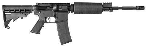 "CMMG MK4LE OR  22 Long Rifle   16""Threaded 1/2"" /28   Barrel   2 Piece Hand Guard  Semi Auto Rifle 22A7CDA"